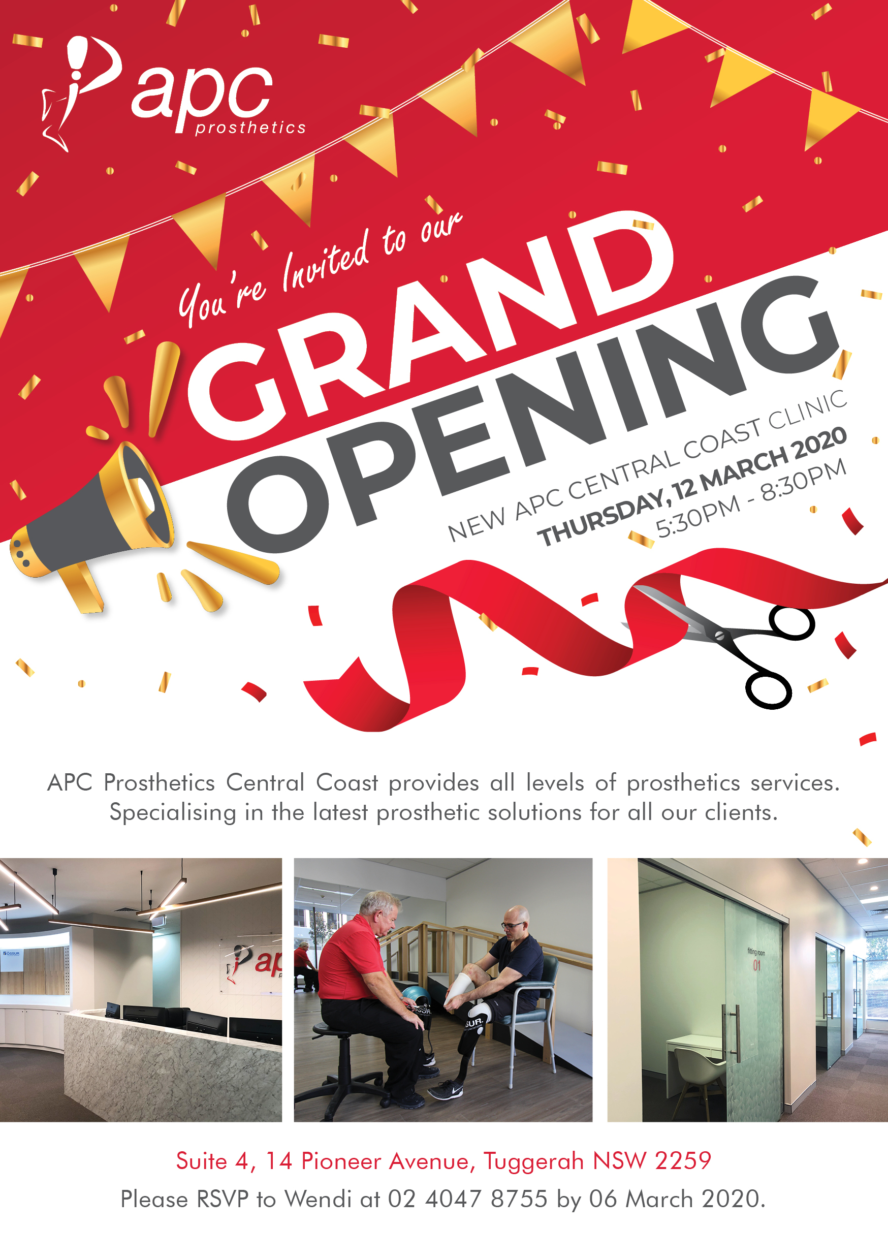 APC Central Coast Clinic Grand Opening Event